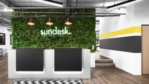 Sundesk centre d'affaires