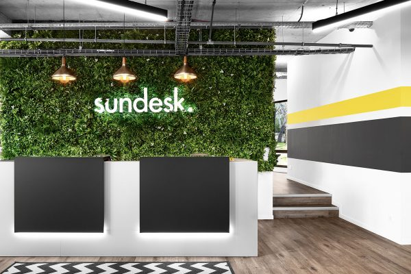 Sundesk centre d'affaires