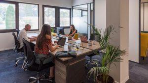 Sundesk Desk Dédié