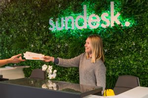Sundesk Domiciliation d'entreprise