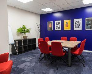 Sundesk - Salle de réunion 8 personnes