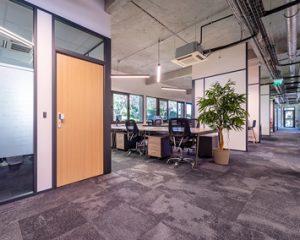 Sundesk - Bureau en open space