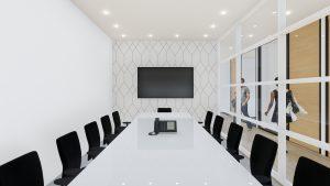 Sundesk - Salle de réunion
