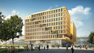 Sundesk - Immeuble Unity
