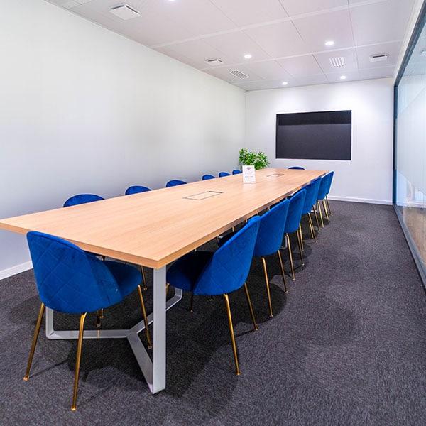 Sundesk - Salle de réunion Nice