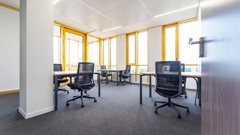 Sundesk - Bureau privé 8 postes